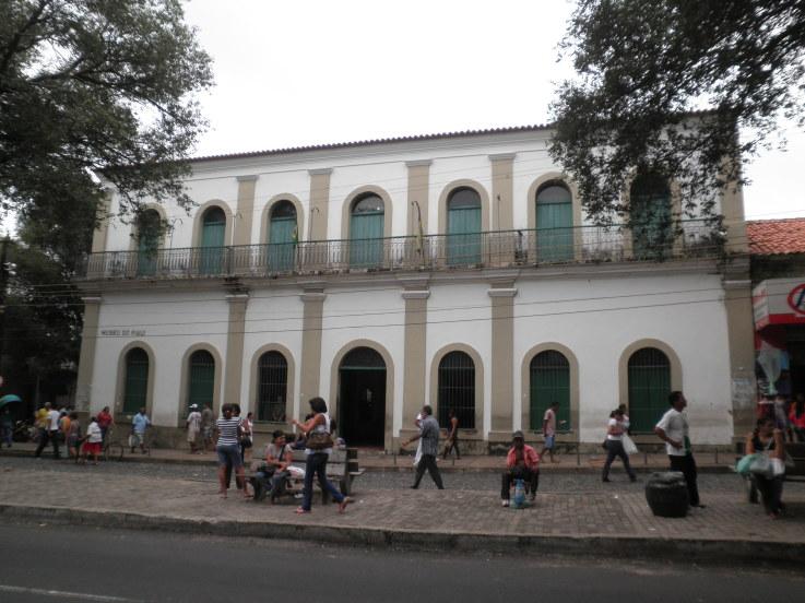 Atividades educativas movimentam o Museu do Piauí nesta terça
