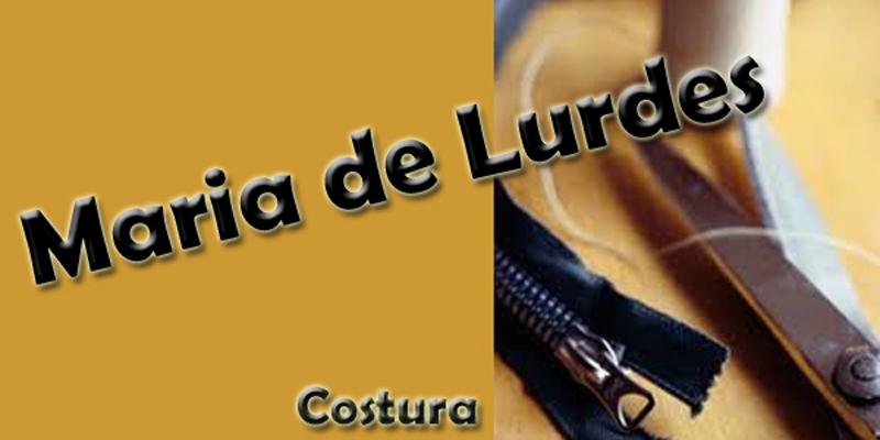 Maria de Lurdes – Costura