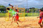 Copa IFPI de Beach Handebol movimenta Parque Lagoas do Norte